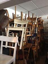 Frankfurter Küchenstuhl Stuhl Bauhaus chabby shabby  chic Stuhlberg
