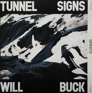 "Tunnel Signs/Will Buck-Spirits Vinyl 12"" Single.2016 Cutters CUTTERS034."