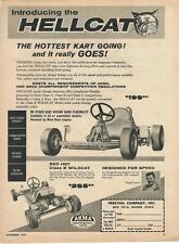1959 Percival Hellcat Go Kart Ad