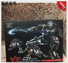 Juguete Transformers visual VT-01 cazador de recompensas Juguete Figura De Acción En Stock