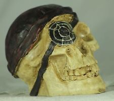 Pirate Skull Money Box, a Useful, Weird and Unusual Present or Gift - YAR!!