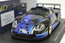 FLY E52 PORSCHE 911 GT1 KNOCK OUT SPECIAL EDITION NEW 1/32 IN DISPLAY CASE RARE