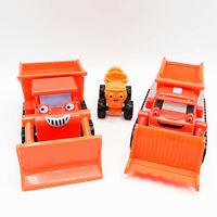 Bob The Builder Vehicles Toy Lot of 3 Muck & Dizzy Cement & Mini Muck Cartoon TV