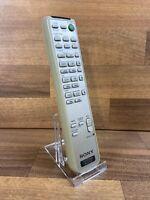 SONY original SYSTEM AUDIO REMOTE CONTROL MODEL:RM-EX77