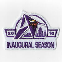 Minnesota Vikings Iron on Patches Embroidered Badge Patch Applique Stadium FN