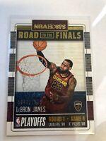 2018 Panini NBA Hoops Road to the Finals 1093/2018 #45 LeBron James