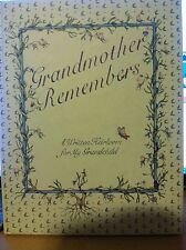GRANDMOTHER REMEMBERS~ Written Heirloom BOOK~Ancestry, Family Tree, History