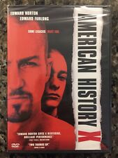 American History X (Dvd, 1999) New