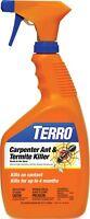 Terro T1100-6 Termite & Carpenter Ant Killer, 32 Oz RTU