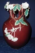 New in Box- Franz Cherry Blossom Vase- Fz1513