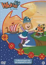 Wickie de Viking : De ontsnapping & Sven's kiespijn (DVD)