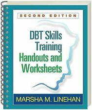 DBT Training Handouts and Worksheets by Marsha M. Linehan (2014, Paperback,...