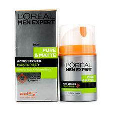 Gesichtspflege gegen Akne & unreine Haut mit Gel-Produkte für Herren