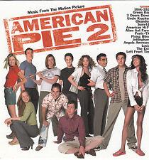 American Pie 2- Original Movie Soundtrack-15 Tracks-CD