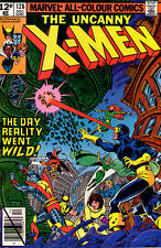 UNCANNY X-MEN #128 - Very Fine - Back Issue