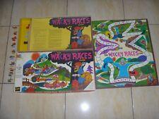 The Wacky Races Board Game 1968 - Milton Bradley - John Sands