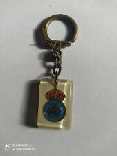 Porte-clés style BOURBON Couronne Religieuse IHJ keychain vintage 60'