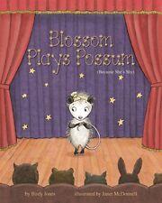 Blossom Plays Possum: (Because Shes Shy)