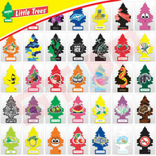 100 Little Trees Hanging Car vihecle Home Cool Air Freshener - Mix/Assorted
