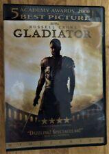 Gladiator Joaquin Phoenix Russell Crowe 2000 Dvd 5 Academy Awards Great Film