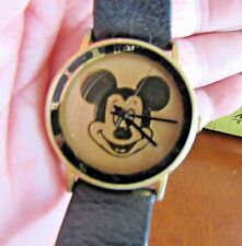 Mickey Mouse Watch F100 Super Nice Vintage Disney