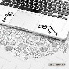 MATCHMAN touchpad sticker Pegatinas para portátil Macbook HP Asus Lenovo Dell ..
