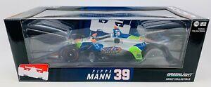 1:18 2019 Greenlight Pippa Mann #39 Driven 2 Save Lives IndyCar Diecast