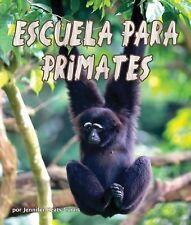 Escuela para primates (Spanish Edition)-ExLibrary