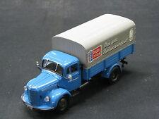 "Minichamps Mercedes-Benz L3500 Canvas Truck 1:43 ""Stiebel Eltron"" (JS)"