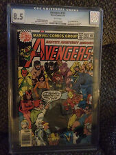Avengers #181 CGC 8.5 White pages 1st Scott Lang (becomes Ant-man)