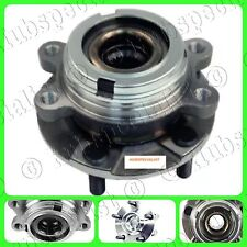 FRONT WHEEL HUB BEARING ASSEMBLY FOR 2003-2013 INFINITI FX35 37 45 50 (AWD ONLY)