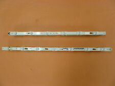 SAMSUNG LED TV BACKLIGHT STRIPS ONE PAIR LM41-00253A LM41-00254A FROM UN50KU6300