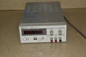 HP E3615A Tabletop Single-Output 60W DC Power Supply 0-20V, 3A