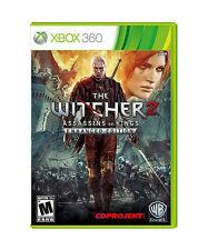 The Witcher 2: Assassins Of Kings -- Enhanced Edition (Microsoft Xbox 360, 2012)