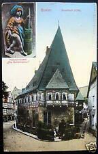 GERMANY~1928 GOSLAR ~WOOD CARVING ~  Die Butterhanne