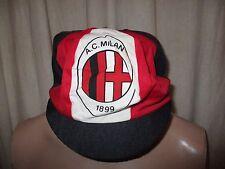 """AC Mailand Original Ballon Cap,Stadion Cap,Mütze """"AC MILAN 1899"""""""