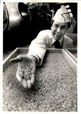 LG910 1981 Original Jim Klepitsch Photo GOURMET JELLY BEANS GOELITZ CONFECTION