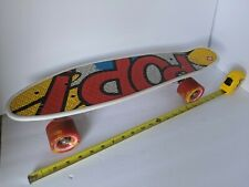 Street Surfing The Original Beach Board Skateboard Pop for Cruising & Carving