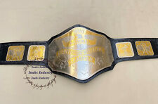 NWA World National Heavyweight Wrestling Championship Belt