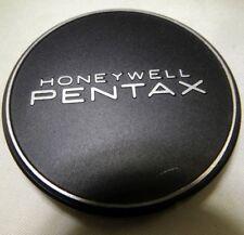Pentax Metal 49mm Front Lens Cap Genuine OEM Slip on Honeywell  Free Shipping
