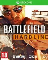 Battlefield:Hardline Xbox One Excellent Condition 1st Class Fast & Free Delivery