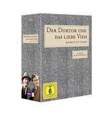 DER DOKTOR UND DAS LIEBE VIEH KOMPLETTBOX NEU 27 DVD NEU C.TIMOTHY/R.HARDY/+