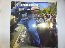POLARIS CATALOGUE 2000 QUAD XPLORER MAGNUM TRAIL SCRAMBLER BLAZER XPEDITION