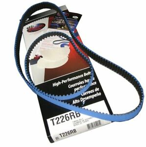 Gates Racing Timing Belt combo Fits Honda Prelude VTEC H22A H22A2 H22A4 T226RB