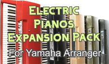 EL. PIANOS • for Yamaha Genos, Tyros 5, Psr 970, 975, 770, 775, 670, A3000