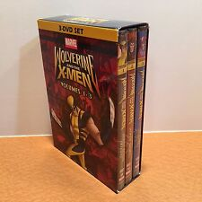 BRAND NEW Wolverine and the X-Men: Volumes. 1-3, DVD, SEALED, FREE SHIPPING