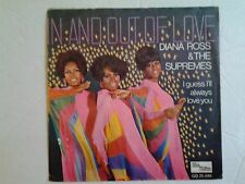 """Diana Ross & the Supremes, """"In and out of Love""""  Dutch Version"""