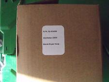 World Hand dryers P/N 32-K240K Kit, Blower Motor 240v