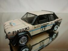 SOLIDO 54 KIT built FIAT ABARTH 131 RALLYE - PINK 1:43 - NICE CONDITION