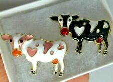 Gold Plated Animals Vintage Costume Brooches/Pins